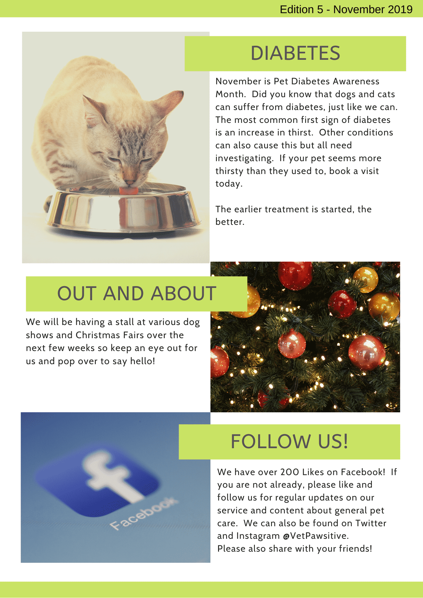 Pawsitive News Issue 5 (1)