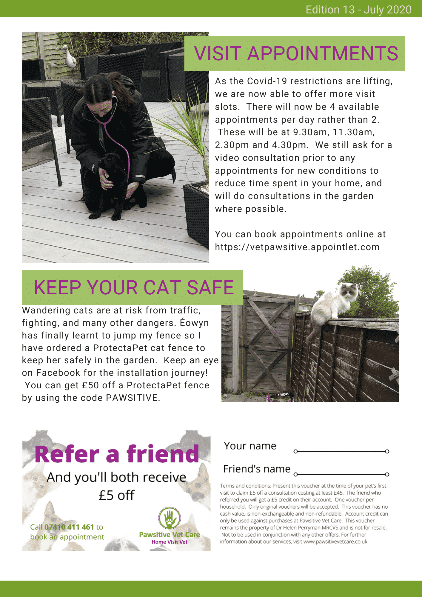 Pawsitive News Issue 13 (1)