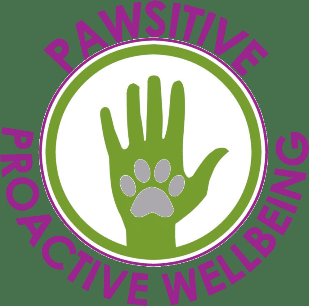 pawsitive proactive wellbeing logo
