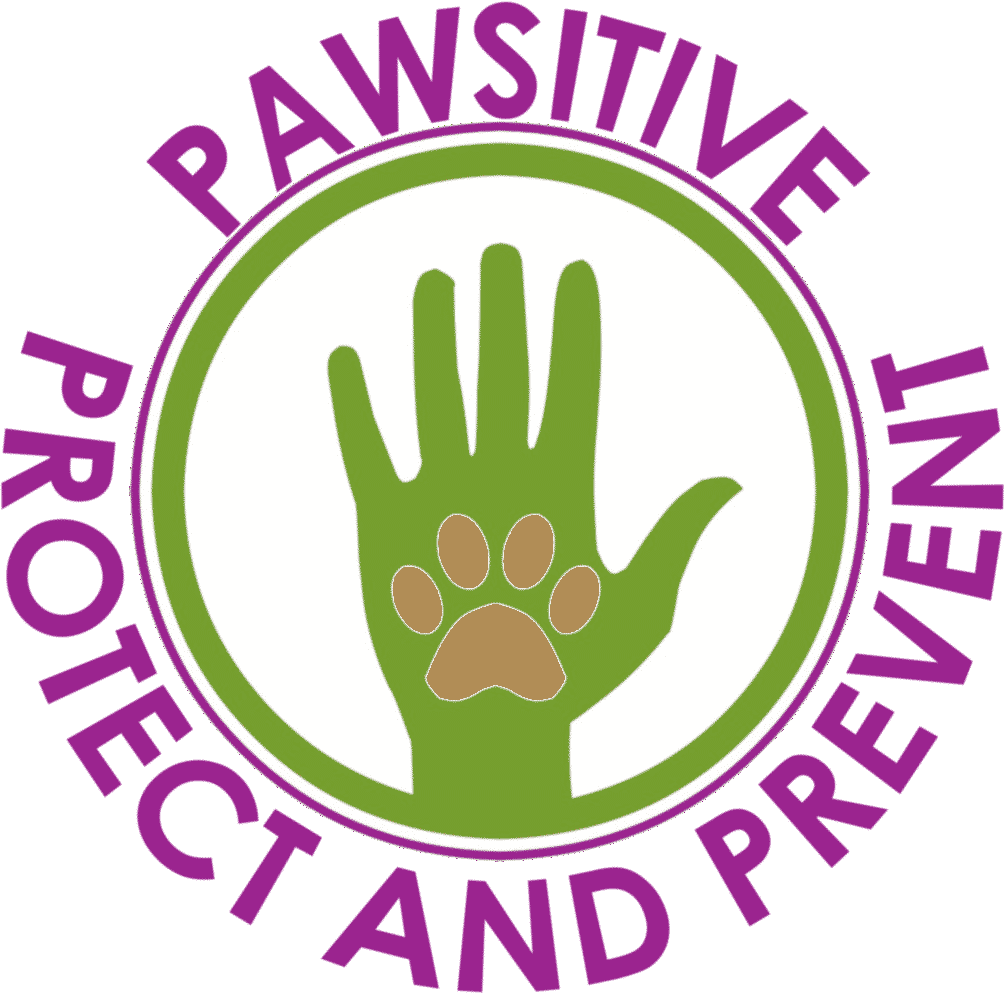 pawsitive protect prevent logo