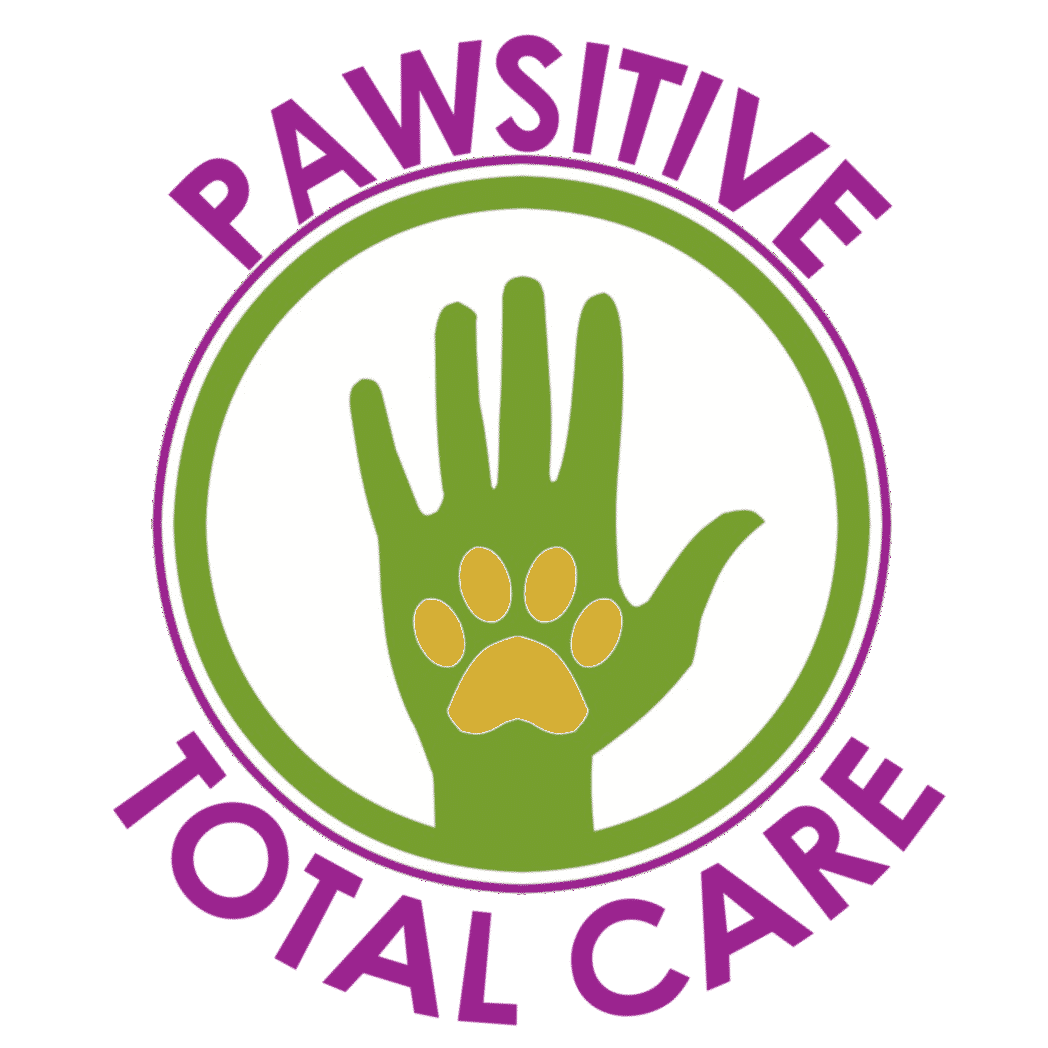 pawsitive total care logo